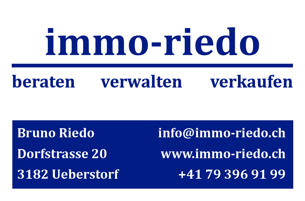 immo-riedo_Visitenkarten